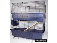 Guinea pig two story cage. Moving so need the cage gone soon