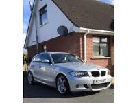 BMW 118d M Sport 2009 (genuine M Sport) 1 series (not a3 golf 120d leon c class 320d)