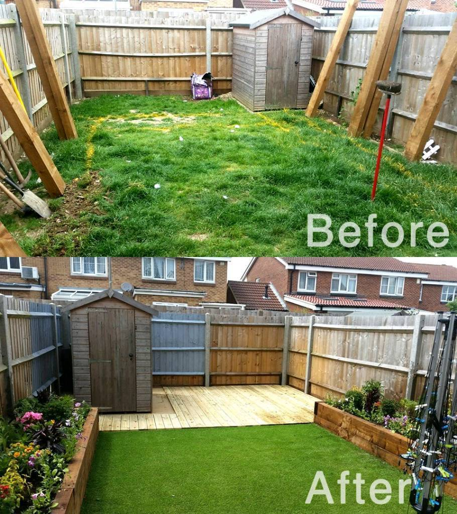 Merveilleux Landscaping, Patios, Driveu0027s, Fencing, Astro Turf, Ect. We Will Beat