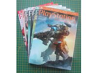 7 Playstation Official Magazines