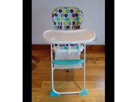 Joie Mimzy Eco High Chair
