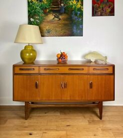 Mid-century 1960s G Plan Fresco Teak Sideboard FREE LOCAL DELIVERY