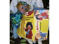Vintage Pelham Ventoloquial puppet