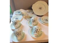 China teaset by paragon