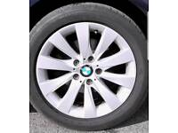 "Bmw 17"" alloys f30 3 series 2012 modern"