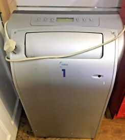 Air Force Air Conditioning Unit. used and very good condition. 12000btu. colection only