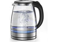 Electric Kettle 1.7L Glass