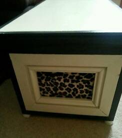 Funky coffee table or blanket box