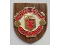 Wanted Manchester United Memorabilia