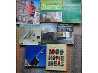 Interior Design and Architecture books