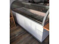 Boston Ice Cream Freezer..