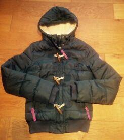 Gorgeous Super Dry Girls Padded Jacket Size XSMALL