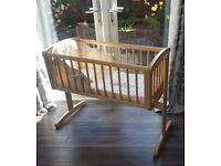 Swinging Crib/Cot