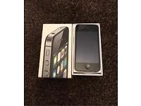 Apple iphone 4s o2/giffgaff/tesco 8gb boxed good condition fully working