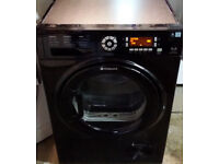 Black, 9kg HOTPOINT TCUD93BP Ultima Condenser Tumble Dryer For Sale!!!