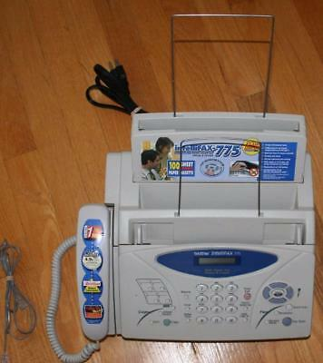 Brother Intellifax 775 Plain Paper Thermal Transfer Faxcopierphone