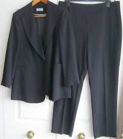 Ladies suits (skirt and trouser suits), sizes 12, 14, 16 and 18 , some NEW. £4 - £15 each