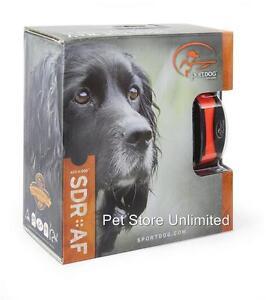 SportDOG SDR-AF Dog Training Collar  for FieldTrainer 425 425CAMO SD-825 SD-875E