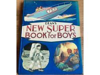 Dean's New Super Book for Boys 1969