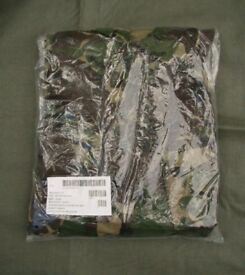 New - British Army Issue DPM Shirt / Lightweight Jacket - size Medium to Large