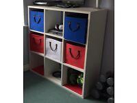 Cube Storage System