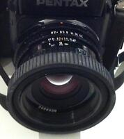 Pentax lens 90mm F2.8