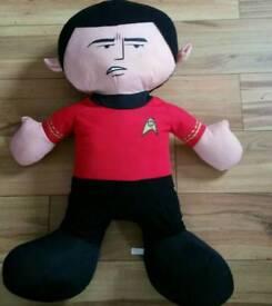 Star Trek Scotty 27 inches tall