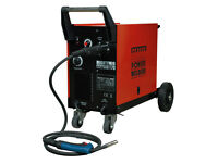 Sealey MIGHTYMIG170 Professional Gas/No-Gas Mig Welder 170amp With Euro Torch