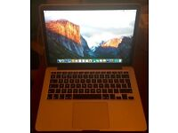 "MacBook pro retina 2015 model 13"" i5-2,9GHz-512ssd-8RAM excellent condition"