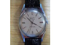 Men's Everite Automatic Watch - 25 Jewels - Good Working Order