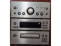 For Sale: Wharfdale Hi-fi S-991 amp, CD player, and Tuner