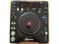 1 X Pioneer CDJ 1000 MK3 With Power Cable