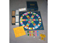 Original TRIVIAL PURSUIT: Master Game - Genus Edition 1983 board game, 100% complete