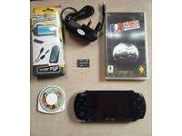 Sony PSP 3003 Playstation Portable Black