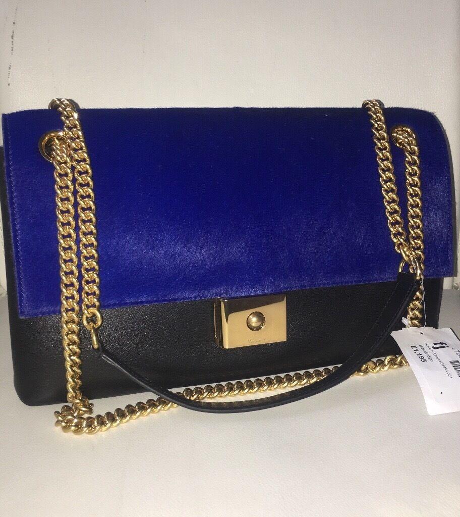2e6e695f08e Genuine Brand new Mulberry Handbag Leather Cheyne Haircalf + Smooth Calf