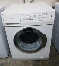 FREE DELIVERY Siemens 7KG family load, 1600spin washing machine WARRANTY