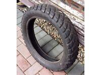 Metzeler Sahara Enduro3 - 130/80-17 65T Motorbike Tyre