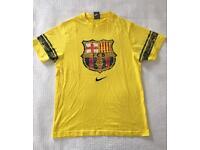 Brand new FCB Nike tshirt