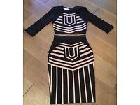 Celebrity boutique 2 Piece dress Size M (10-12)
