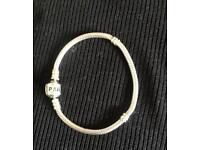 Child's pandora bracelet