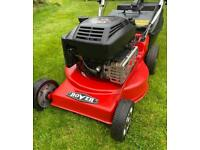 Rover self propelled lawnmower serviced sharpened mower VGC trade in welcome