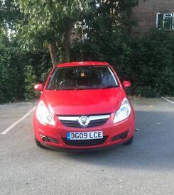 Vauxhall corsa active 1.2