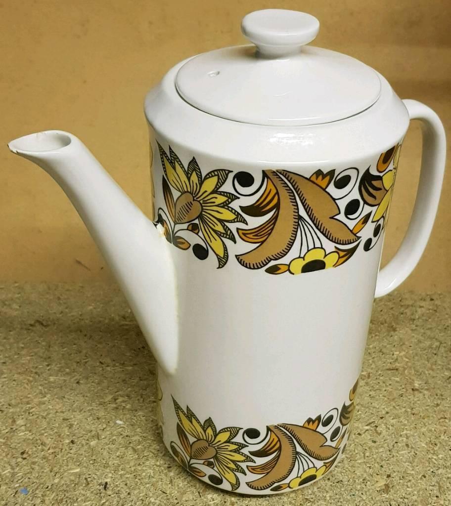 Tea pot 1970s