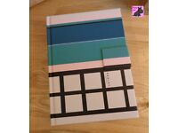 Radley 'Downtown' A5 Hardback Notebook / Journal – New
