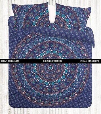 Camel Mandala Pillow Case Quilt Best Duvet Tapestry Queen Doona Cover Set