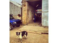 Workshop space 2 post ramp power etc weekend lease