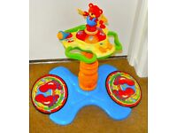 Vtech Sit-to-stand Dancing Tower with user's manual