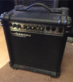 Watson XL 10 Watt 2 Channel Practice Amplifier