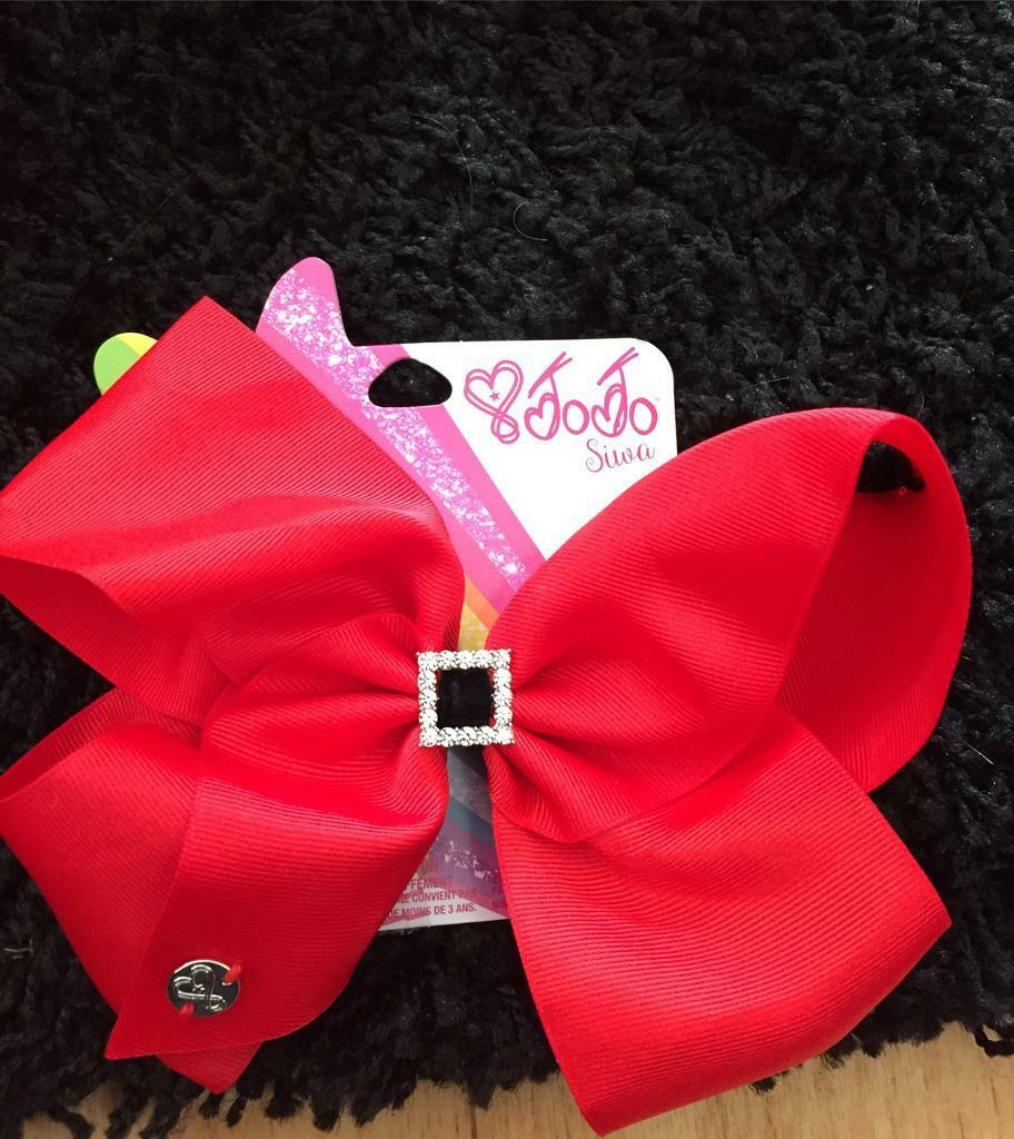 JOJO SIWA LARGE Christmas bow jojo hair bow in  : 86 from www.gumtree.com size 912 x 1024 jpeg 126kB