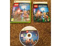 Xbox 360 lego Harry Potter years 1-4 game